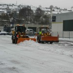 Winterdienst 2012