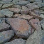 Bruchsteinplatten, groß