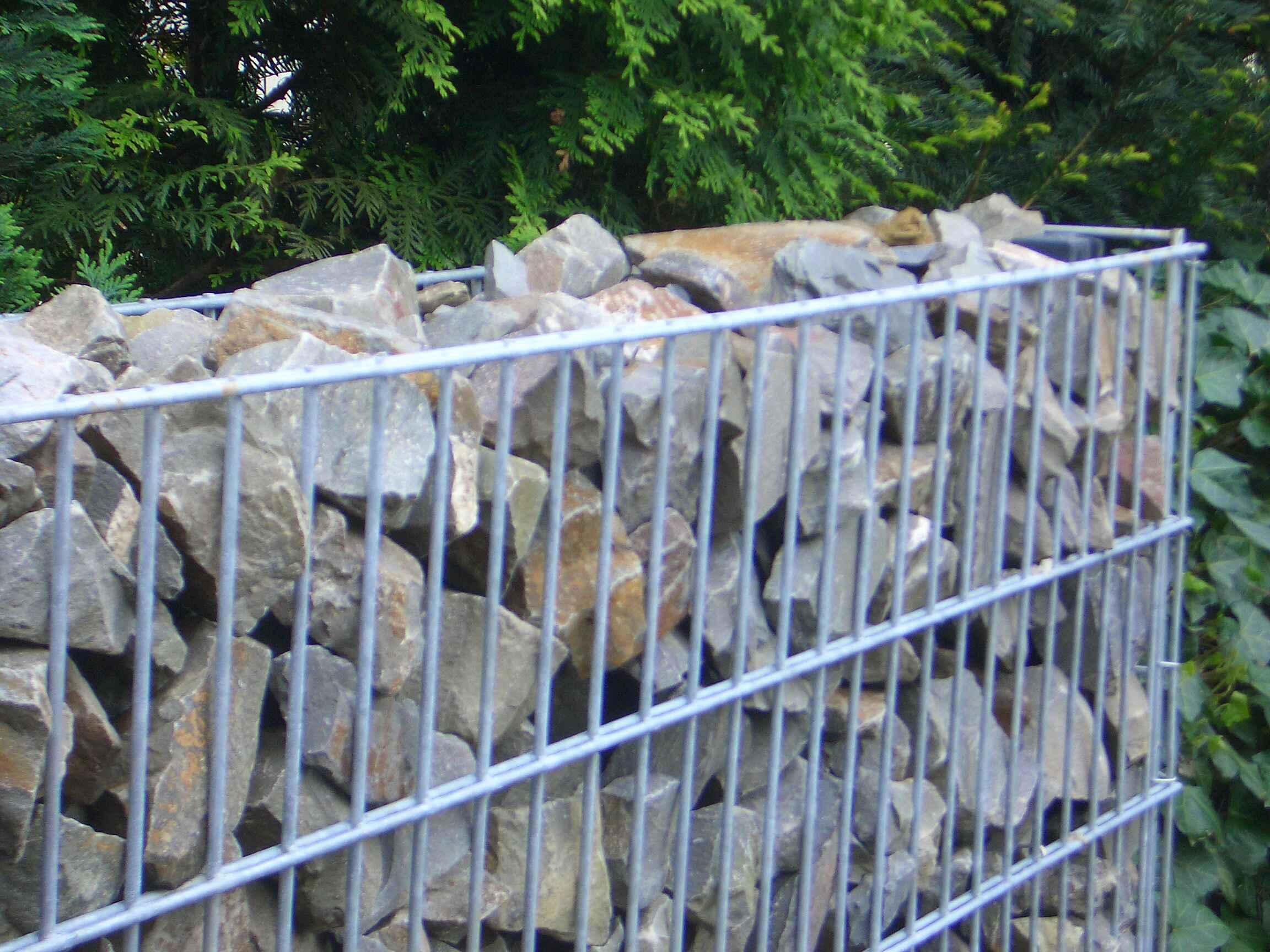steine für gabionenfüllung